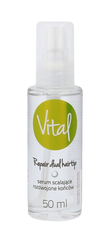 Stapiz Vital Dual Hairtip Serum Hair Oils And Serum 50ml (Damaged Hair)