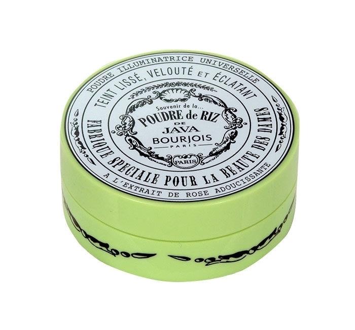 Bourjois Paris Java Rice Powder Powder 3,5gr Translucent