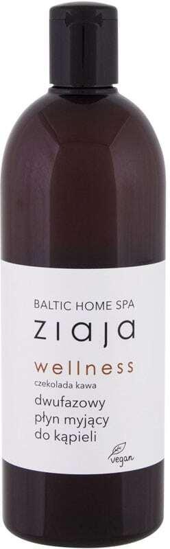 Ziaja Baltic Home Spa Wellness Chocolate Coffee Bath Foam 500ml