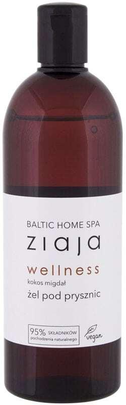 Ziaja Baltic Home Spa Wellness Coconut Shower Gel 500ml