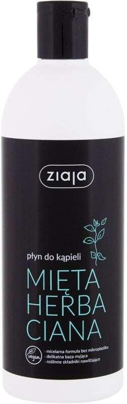Ziaja Fresh Tea Mint Bath Foam 500ml