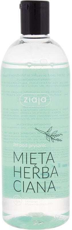 Ziaja Fresh Tea Mint Shower Gel 500ml
