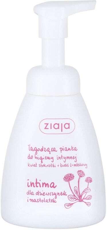 Ziaja Intimate Foam Wash Daisy Intimate Cosmetics 250ml
