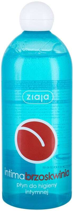 Ziaja Intimate Peach Intimate Cosmetics 500ml