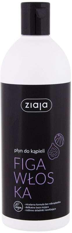 Ziaja Italian Fig Bath Foam 500ml
