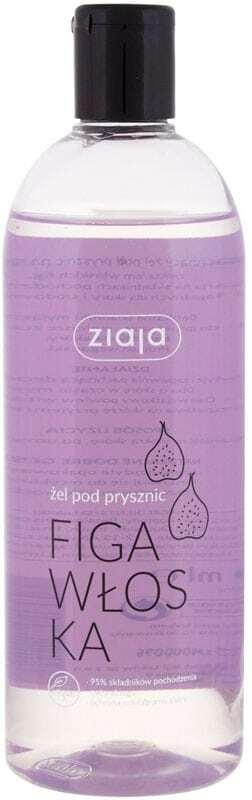 Ziaja Italian Fig Shower Gel 500ml