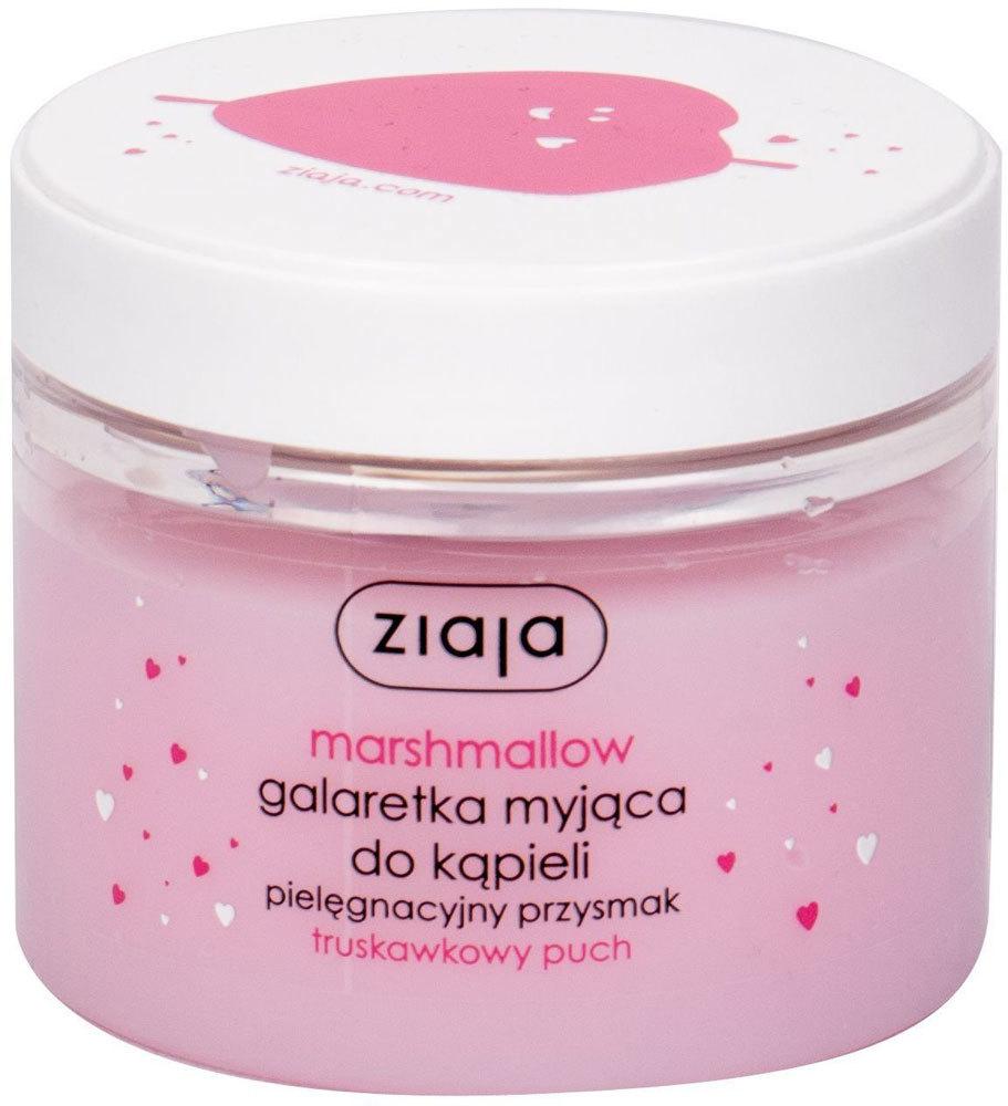 Ziaja Marshmallow Bath Jelly Soap Shower Gel 260ml