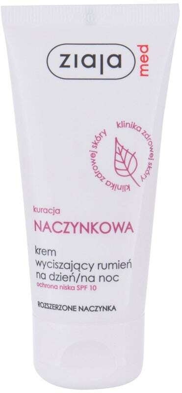 Ziaja Med Capillary Treatment Day And Night SPF10 Day Cream 50ml (For All Ages)