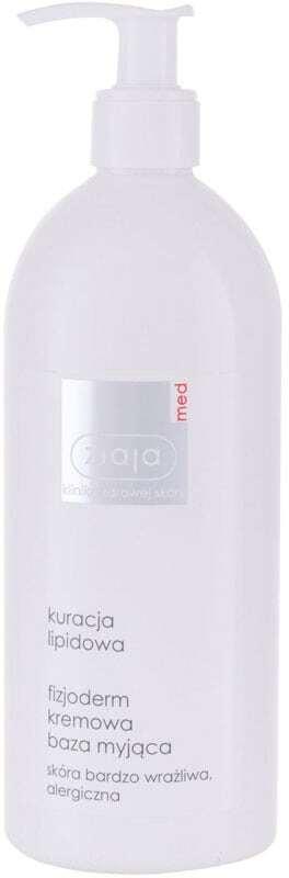 Ziaja Med Lipid Treatment Physioderm Cleansing Cream 400ml