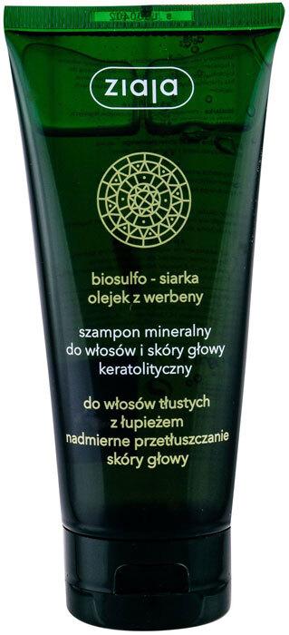 Ziaja Mineral Anti-Dandruff Shampoo 200ml (Dandruff - Oily Hair)
