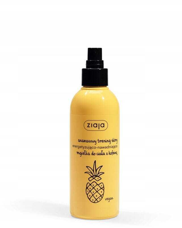 Ziaja Pineapple Body Spray 200ml