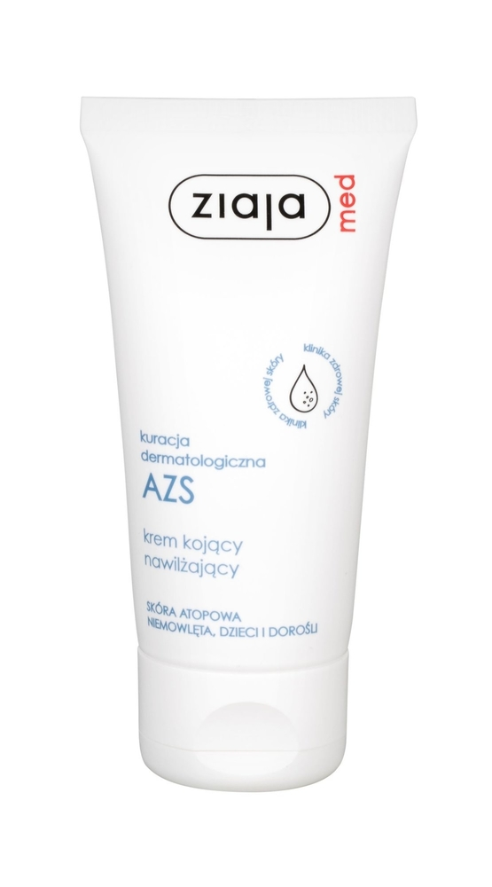 Ziaja Med Atopic Treatment Soothing Moisturizing Day Cream 50ml (For All Ages)
