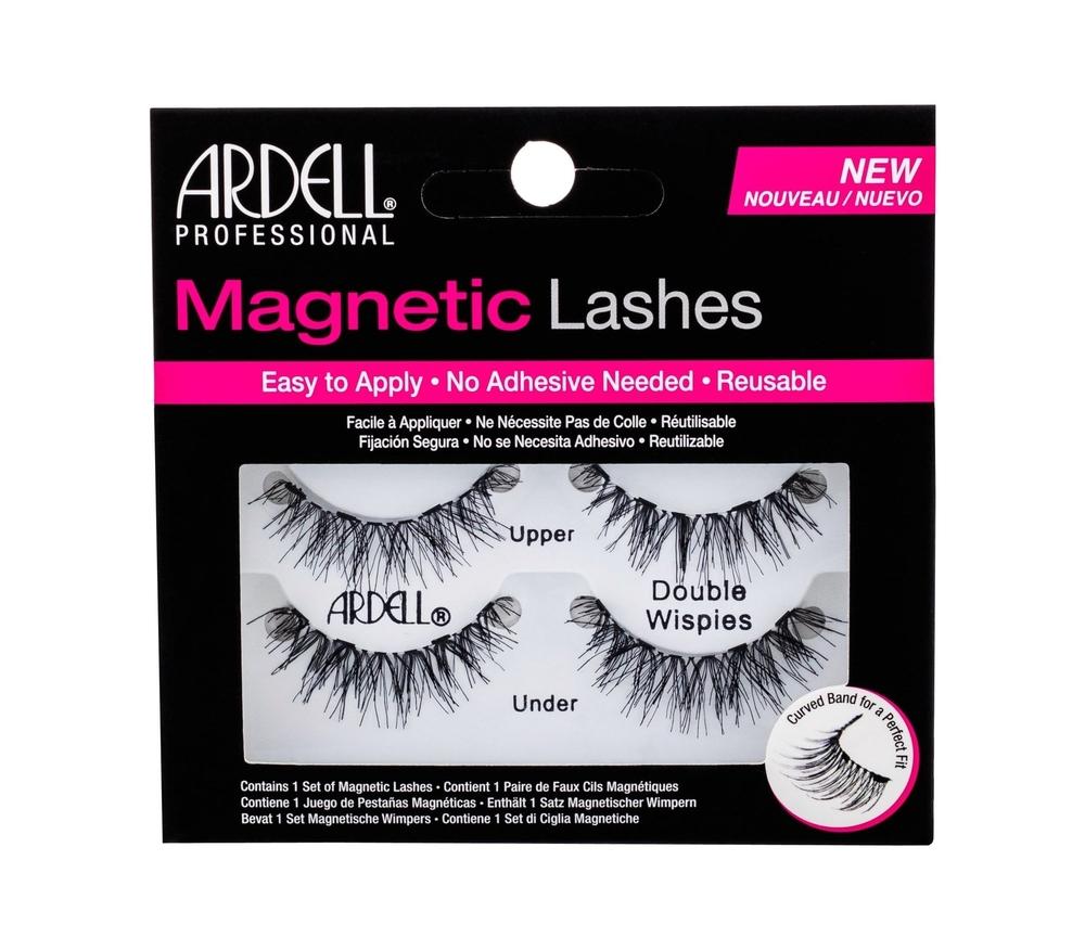 Ardell Magnetic Lashes Double Wispies False Eyelashes 1pc Black