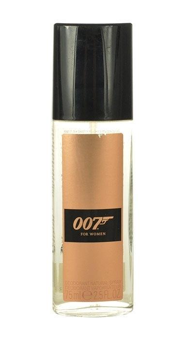 James Bond 007 For Women Deodorant 75ml Aluminum Free (Deo Spray)