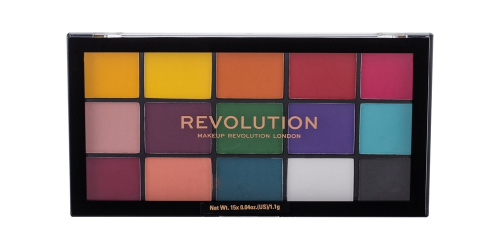 Makeup Revolution London Re-loaded Eye Shadow 16,5gr Marvellous Mattes