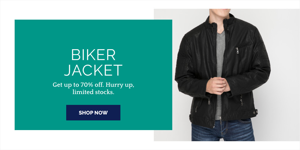 BIKER JACKET | COZYSHOP.BG