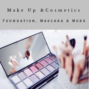 Make Up | Get Inspired | COZYshop