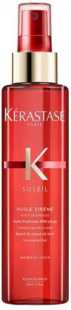 Kérastase Soleil Huile Siréne Beach Bi-Phase Oil Mist Leave-in Hair Care 150ml (All Hair Types)