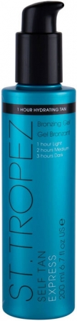St.tropez Self Tan Express Bronzing Gel Self Tanning Product 200ml