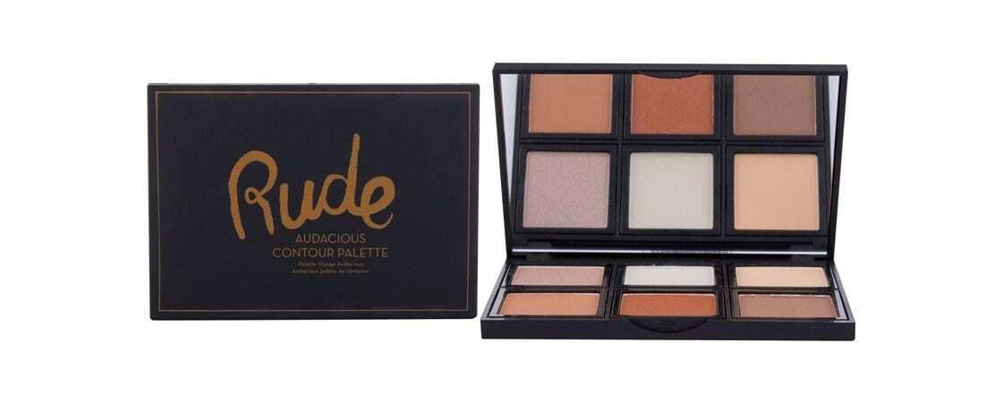 Rude Cosmetics Audacious Makeup Palette 18gr
