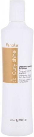 Fanola Curly Shine Shampoo 350ml (Curly Hair)