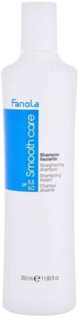 Fanola Smooth Care Shampoo 350ml (Damaged Hair - Split Ends)