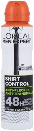 L´oréal Paris Men Expert Shirt Control 48H Antiperspirant 150ml (Deo Spray)