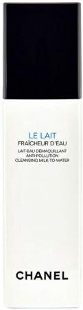 Chanel Le Lait Fraicheur D´Eau Milk-to-Water Cleansing Milk 150ml