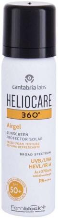 Heliocare 360 Airgel SPF50+ Face Sun Care 60ml