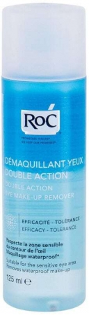 Roc Double Action Eye Makeup Remover 125ml