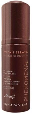 Vita Liberata Phenomenal 2-3 Week Tan Mousse Self Tanning Product Medium 125ml