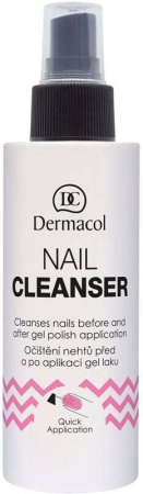 Dermacol Nail Cleanser Nail Care 150ml