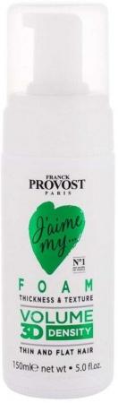 Franck Provost Paris J´Aime My... Volume 3D Density Hair Mousse 150ml