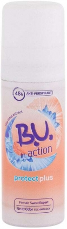 B.u. In Action Protect Plus Deodorant 50ml (Deo Spray)