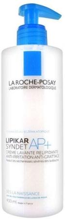 La Roche-posay Lipikar Syndet AP+ Shower Cream 400ml