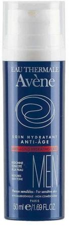 Avene Men Anti-Aging Hydrating Care Day Cream 50ml (Wrinkles - Mature Skin)