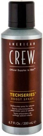 American Crew Techseries Boost Spray Hair Volume 200ml