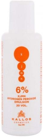 Kallos Cosmetics KJMN Hydrogen Peroxide Emulsion 6% Hair Color 100ml (Colored Hair)