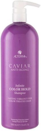 Alterna Caviar Anti-Aging Infinite Color Hold Shampoo 1000ml (Colored Hair)