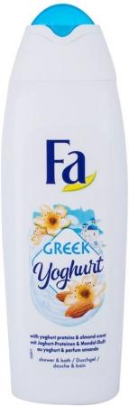 Fa Greek Yoghurt Shower & Bath Shower Gel 750ml