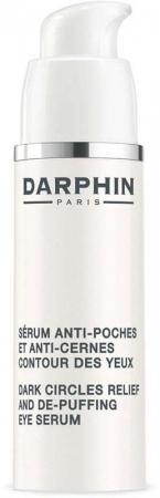 Darphin Eye Care Dark Circles Relief And De-Puffing Eye Serum Eye Gel 15ml (Mature Skin)