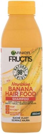 Garnier Fructis Hair Food Banana Shampoo 350ml (Dry Hair)
