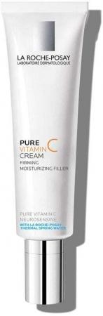 La Roche-posay Pure Vitamin C Anti-Wrinkle Filler SPF25 Day Cream 40ml (Wrinkles)
