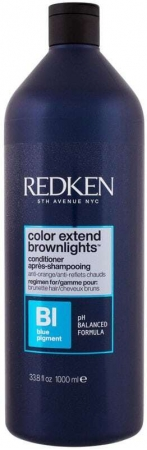 Redken Color Extend Brownlights Conditioner 1000ml (All Hair Types)