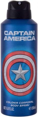 Marvel Captain America Deodorant 200ml (Deo Spray)