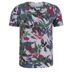 COZY T-Shirt with Floral Print