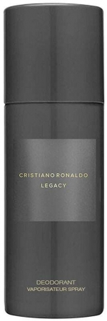 Cristiano Ronaldo Legacy Deodorant 150ml (Deo Spray)