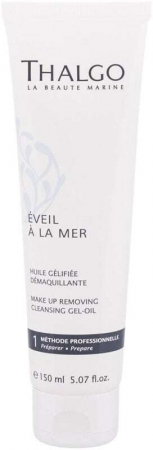 Thalgo Éveil a la Mer Cleansing Gel-Oil Face Cleansers 150ml (Alcohol Free)