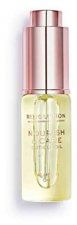 Makeup Revolution London Nourish & Care Cuticle Oil Nail Care 15ml