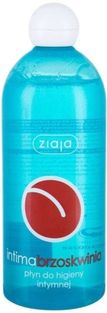 Ziaja Intimate Peach Intimate Cosmetics 500ml